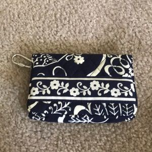 "Vera Bradley One For The Money ""Twirly Bird Navy"""